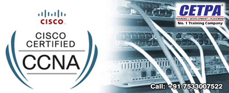 cetpa offers best ccna certification training in roorkee