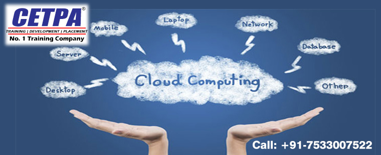 CLOUD COMPUTING Training in Roorkee